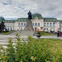 Вокзал города