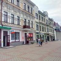Исторические здания на ул. Муравьева-Амурского