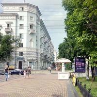 Угол Муравьева-Амурского с Истомина