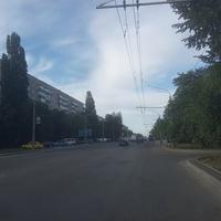 Улица Сумгаитская.