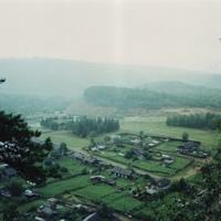 Большой луг, Ханчин вид с горы