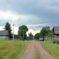 Зеленая Дуброва. Улица