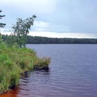 Озеро Скачальское.