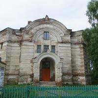 Церковь Николая Чудотворца и Анатолия Никомедийского
