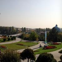 "мемориальный комплекс ""Шахидлар хотираси"""