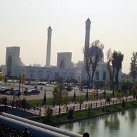 г.Ташкент мечеть Минор