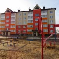 Новый дом для работников ОАО «Агрокомбинат «Юбилейный»