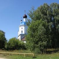 Ельцы, Покровская церковь