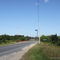 Киржач, ул. Юматова, мост через р. Вахчилка