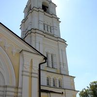 Церковь Всех Святых с колокольней в Свято-Благовещенском женском монастыре