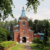 Церковь Алексея, Человека Божьего (при Шуйской земской больнице).