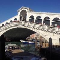Венеция,мост Риальто