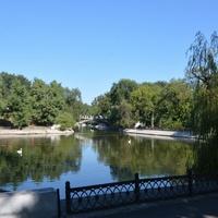 Днепропетровск. Парк им. Лазаря Глобы.