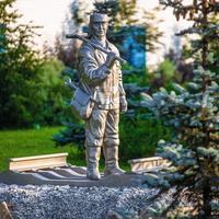 памятник железнодорожникам новокузнецк