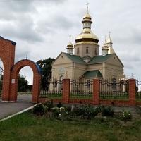 Ріпки. Свято-Миколаївська церква.  12.08.2020 11:01
