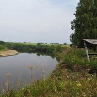 река Тура в окрестностях