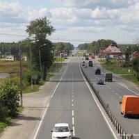 Липна, м7 в сторону Москвы