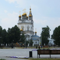Верхотурский кремль