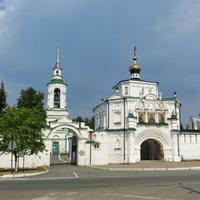 Свято- Николаевский мужской монастырь.