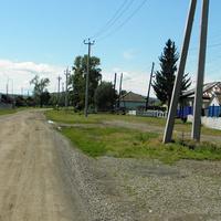Село Июс