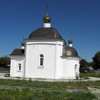 Церковь села Июс