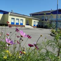 Школа села Июс