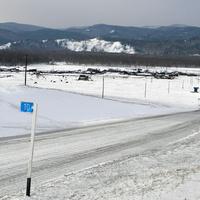 Кирово зимой