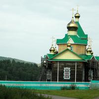 Церковь села Новомарьясово