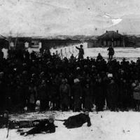 Село Новомарьясово в начале 20 века.