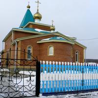 Церковь села Черное Озеро