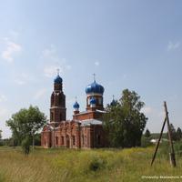 Клин-Бельдин, церковь Благовещения Пресвятой Богородицы