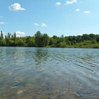Озеро Юлино.