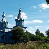 Даничі, Михайлівська церква