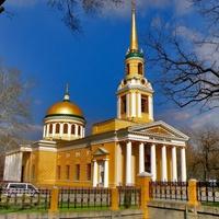 Днепропетровск. Спасо-Преображенский кафедральный собор.