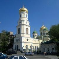 Днепропетровск. Свято-Троицкий кафедральный собор.