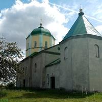Суличівка,  церква Різдва Богородиці
