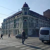 Харьков. Доходный дом инженера П.И. Иванова.