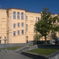 Харьков. Здание бывшего городского ломбарда.