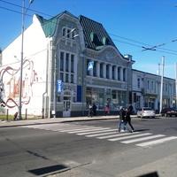Харьков. Здание бывшей Жирардовской мануфактуры.