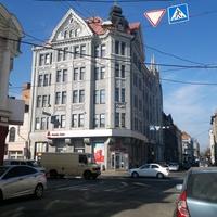 Харьков. Здание бывшей Епархиальной гостиницы.