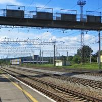 станция Исеть