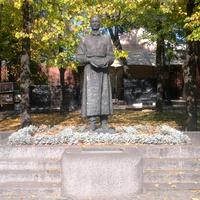 Памятник Григорию Саввичу Сковороде.