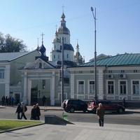 Свято-Покровский мужской монастырь.