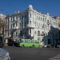 Здание Успенского соборного притча.