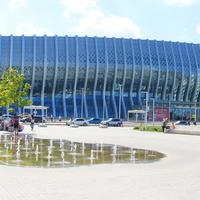 Аэропорт имени И.К. Айвазовского.