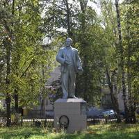 Киржач, микрорайон Красный Октябрь, парк им. В.И. Ленина