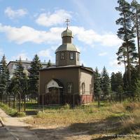 Церковь Бориса и Глеба, Киржач, мкрн. Красный Октябрь, ул. Южный квартал