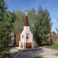 Заднее Поле, часовня на ул. Дорожная