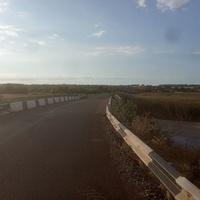 Мост через реку Большая Терновка.