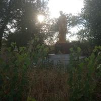 Памятник Великой Отечественной.